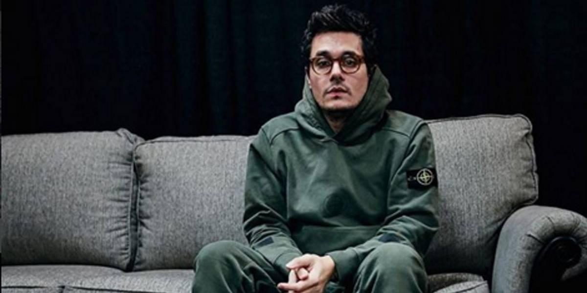 Quer saber o segredo de John Mayer para uma pele sem rugas? Não amar!