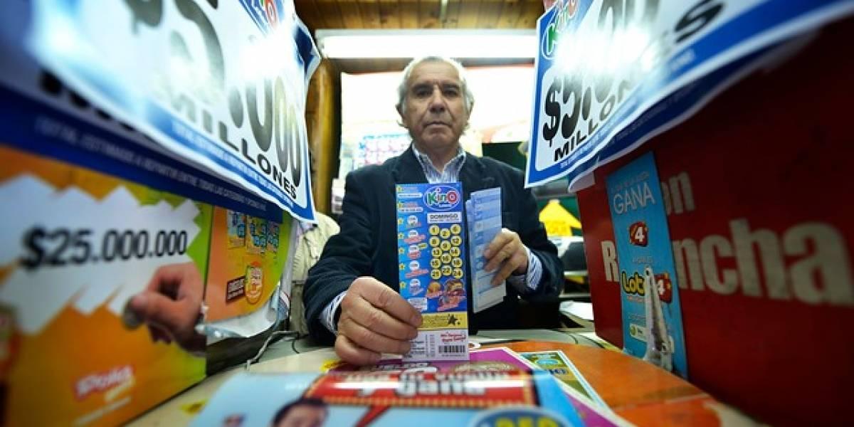 Iquiqueño sufrió robo de boleto de Lotería premiado con $500 millones