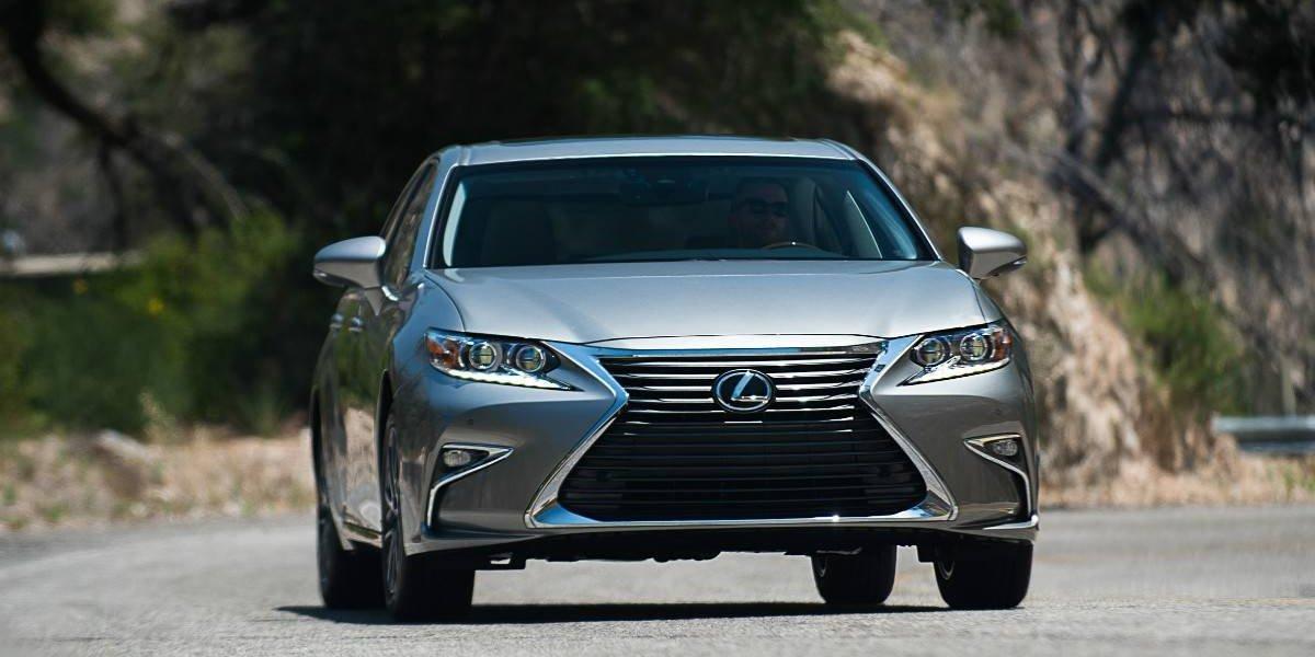 Otra vez Lexus es el vehículo más fiable en Estados Unidos