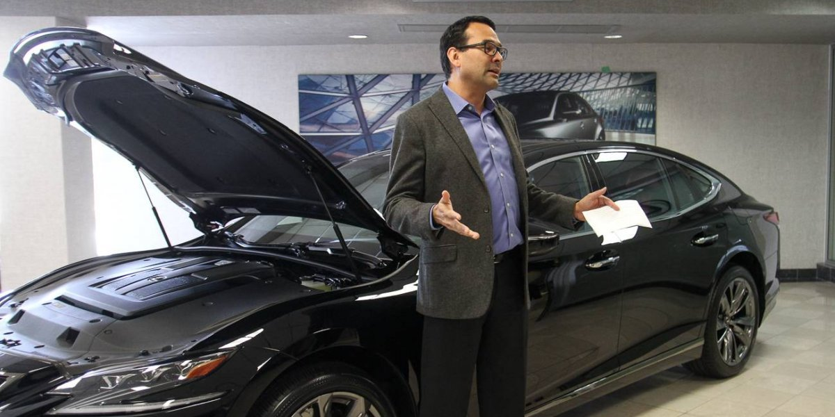 Lexus estrena sus modelos LS 500 y LS 500 F 2018