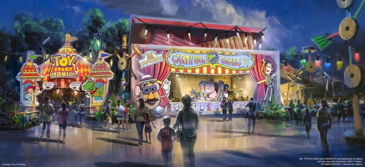 """Es parte de la """"re-imaginación"""" de varios años de Disney's Hollywood Studios Foto: Especial"""