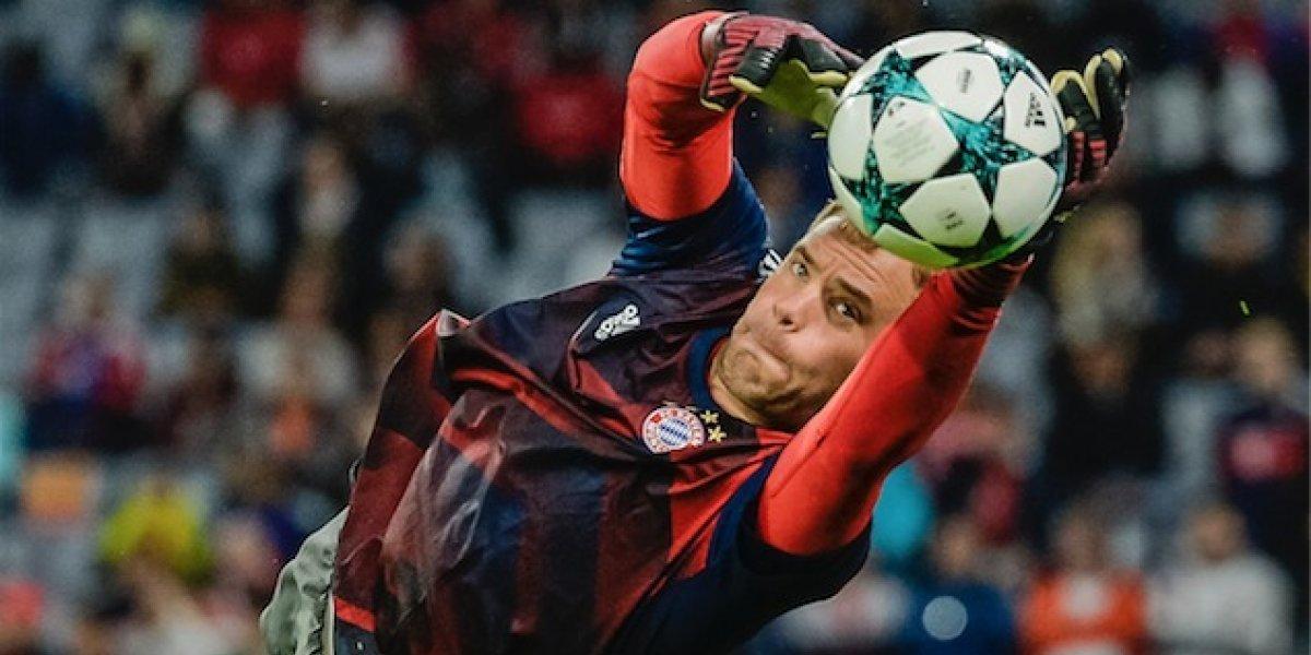 Neuer sigue siendo duda para el Mundial Rusia 2018