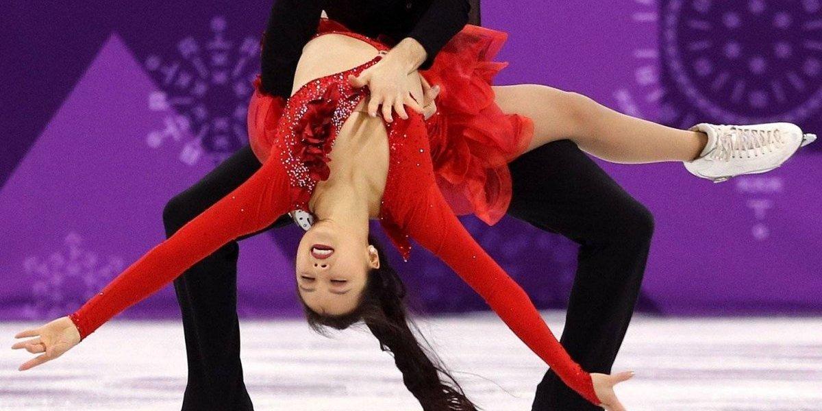 Dupla de patinação artística dançou 'Despacito' nos Jogos Olímpicos de Inverno; veja