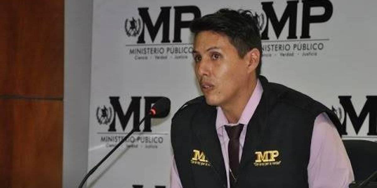 Jefa del MP explica por qué se otorgó permiso temporal al fiscal de Delitos Electorales