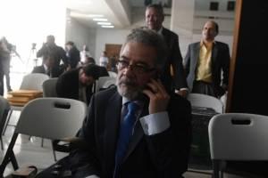 Juez Miguel Gálvez se postula