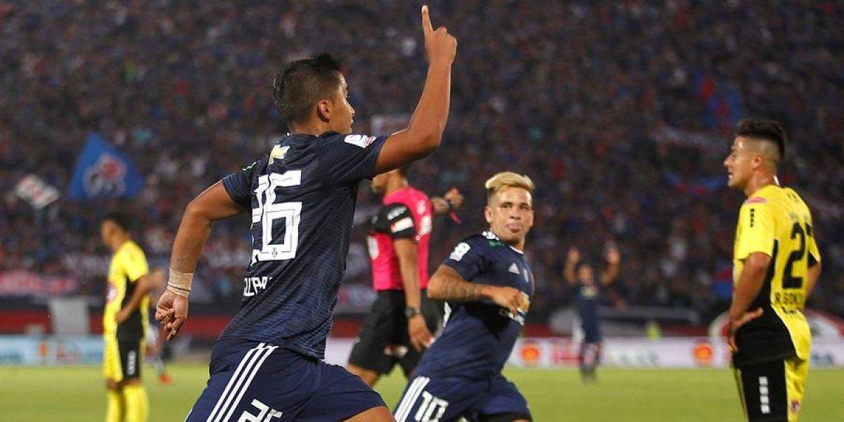 """En la U quedaron conformes tras la victoria ante San Luis: """"Fue un gran partido desde lo grupal"""""""