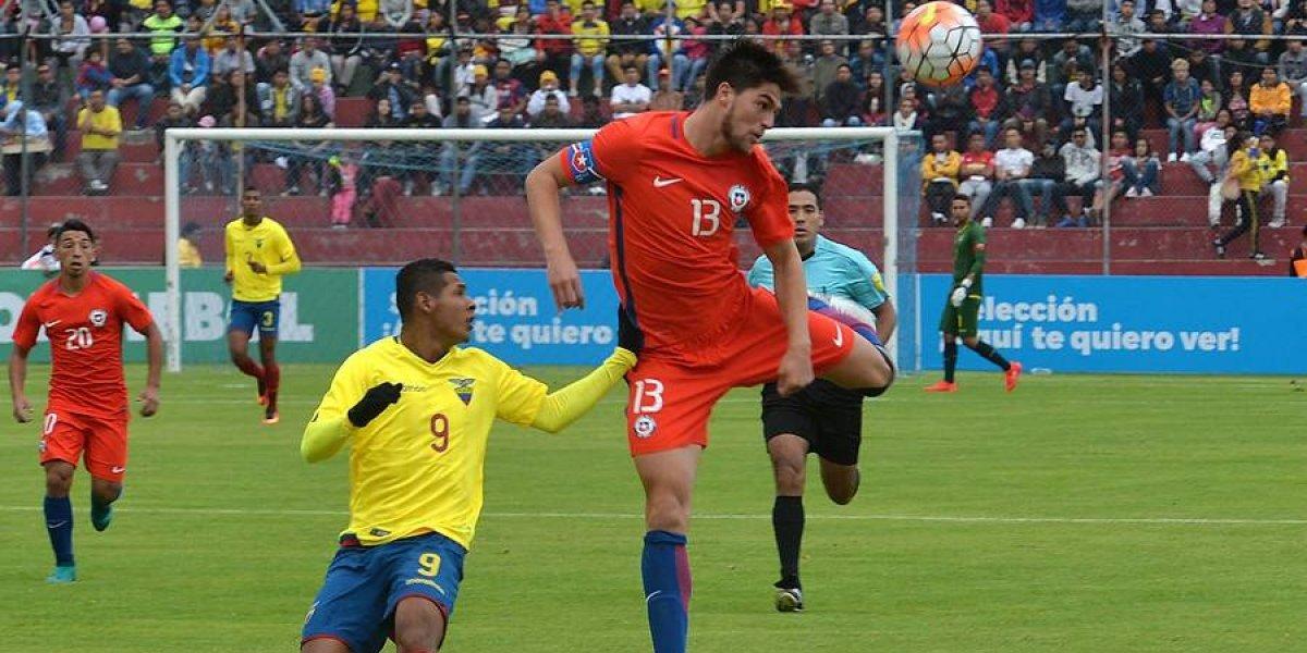 Con Sierralta como novedad: Los jugadores con los que se reunió Reinaldo Rueda en su gira por Europa