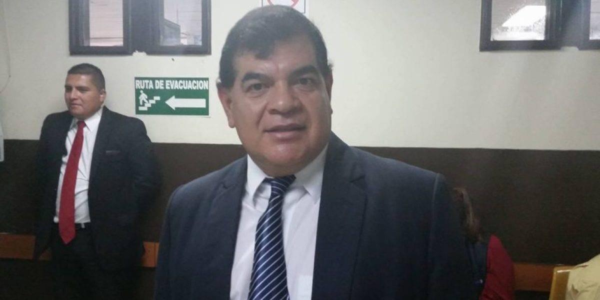 Capturan al exfiscal contra el crimen organizado Rony López