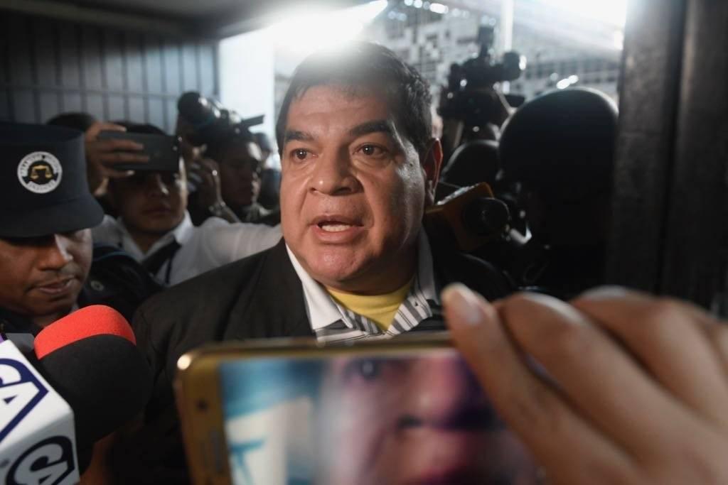 Rony López fue el jefe de la Fiscalía contra el Crimen Organizado. Omar Solís
