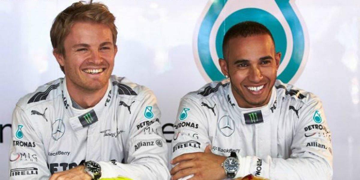 """El vaticinio de Rosberg para la F1: """"Hamilton campeón por un punto"""""""
