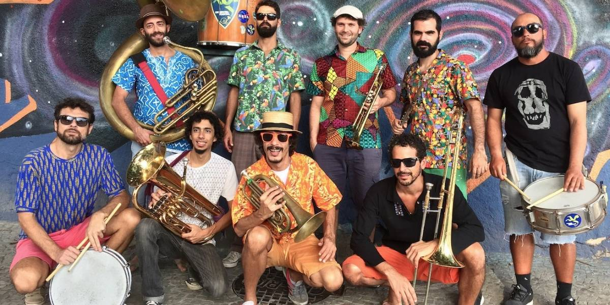 Festival de Carnaval em São Paulo fecha com festa de ressaca sonora