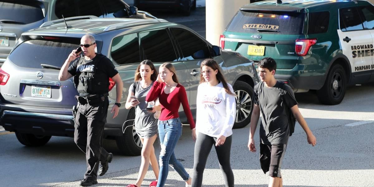 Seis amigos inseparables sobreviven a masacre en escuela de Florida
