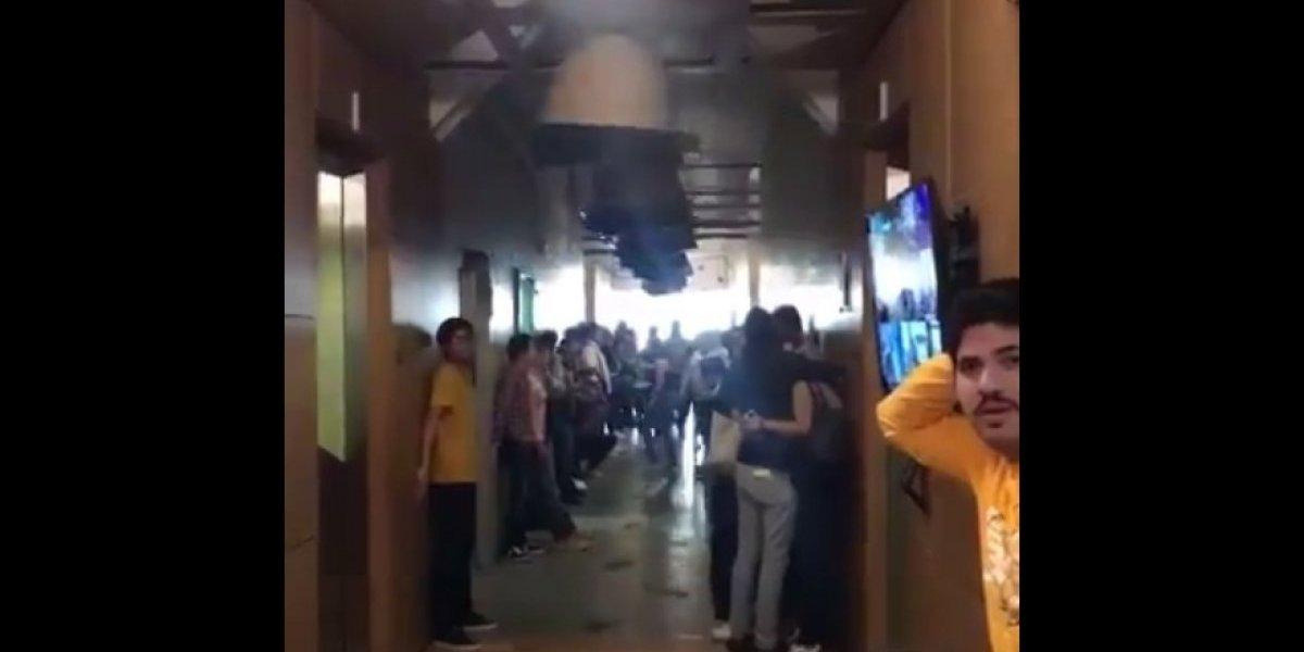 VIDEO. Fuerte sismo provoca el pánico en varios estados de México