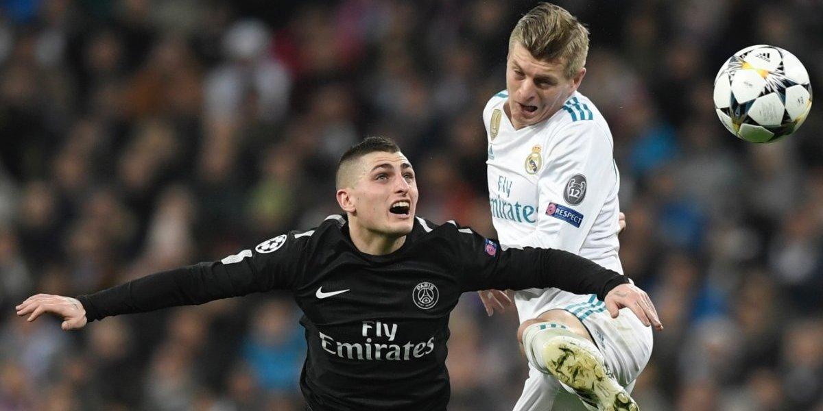 Toni Kroos se lesiona y complica al Real Madrid