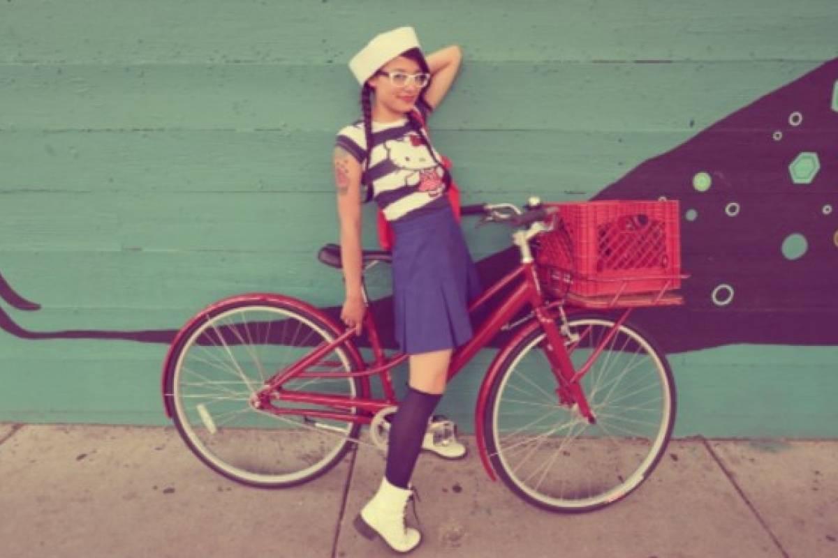 b4634dc055efe Para Falda Andar Con Nueva Infalible Truco Belelú Bicicleta Mujer En  5HqwBxnC