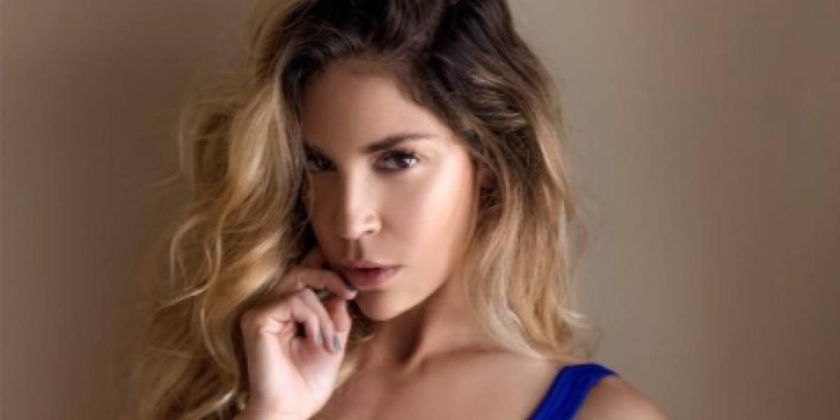 ¿Es verdad que Valentina Lizcano no tiene ropa interior en esta foto?