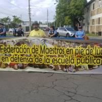 Federación de Maestros tilda de