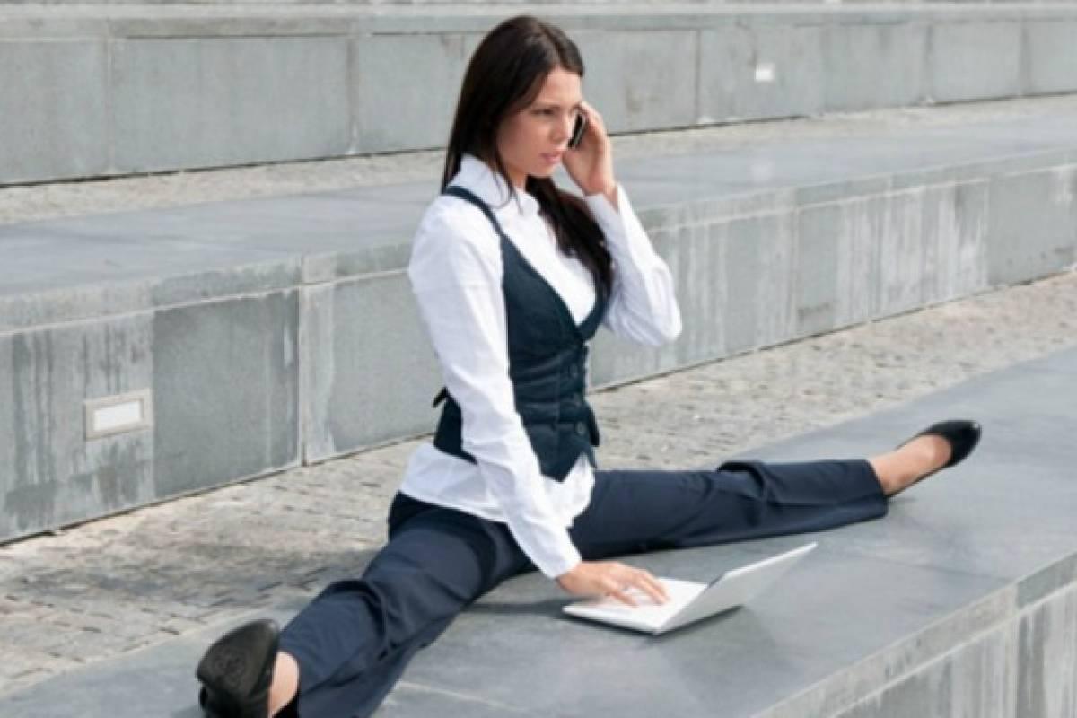 La importancia de tener una buena postura en el trabajo for Sillas para una buena postura