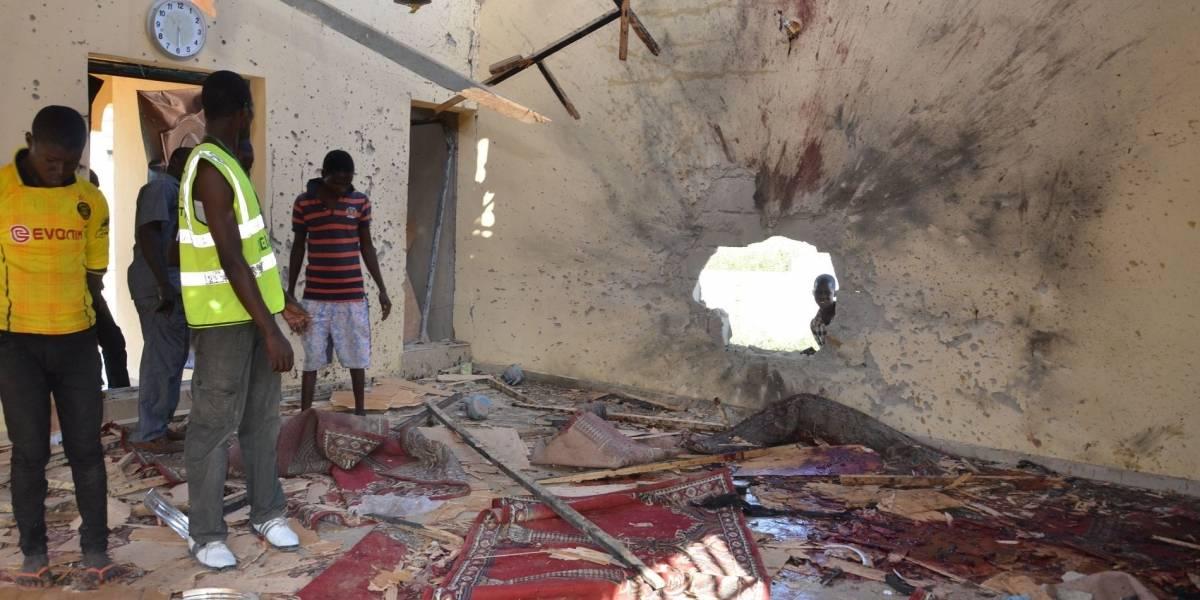 Atentado terrorista deja 19 personas muertas y 50 heridas en Nigeria