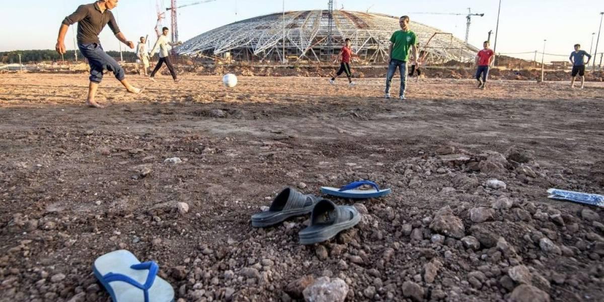 Com 60% dos estádios da Copa ainda em obras, Rússia processa construtoras por atrasos