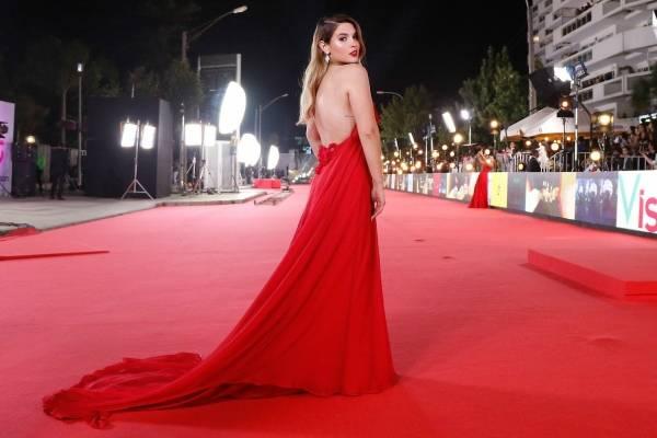 Vestidos rojos espectaculares