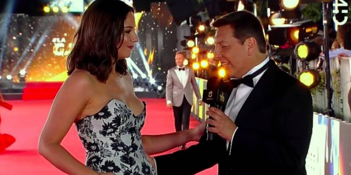 Las críticas a Julio César Rodríguez en la Gala de Viña 2018