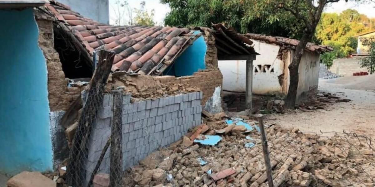 Protección Civil reporta 504 casas dañadas por el sismo en Guerrero y Oaxaca