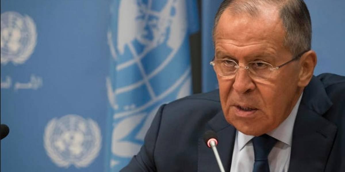 Acusaciones de EU sobre injerencia rusa en elecciones es 'pura palabrería'