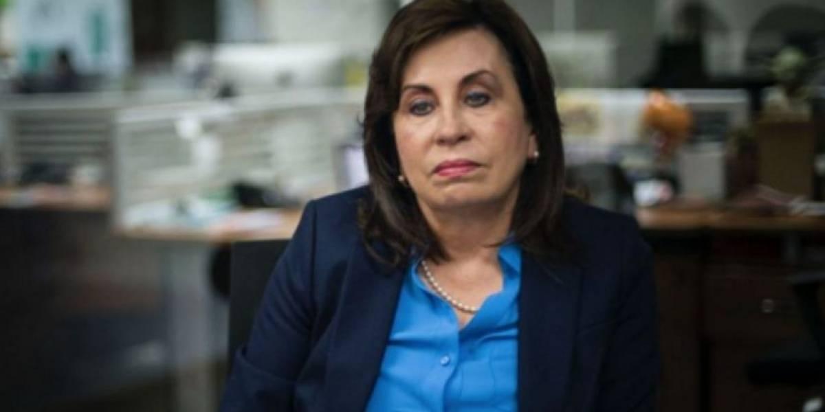 Después de cuatro días, Sandra Torres se pronuncia sobre el #CasoTransUrbano