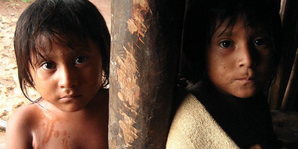 Bienestar Familiar retorna niños indígenas a la Sierra Nevada de Santa Marta