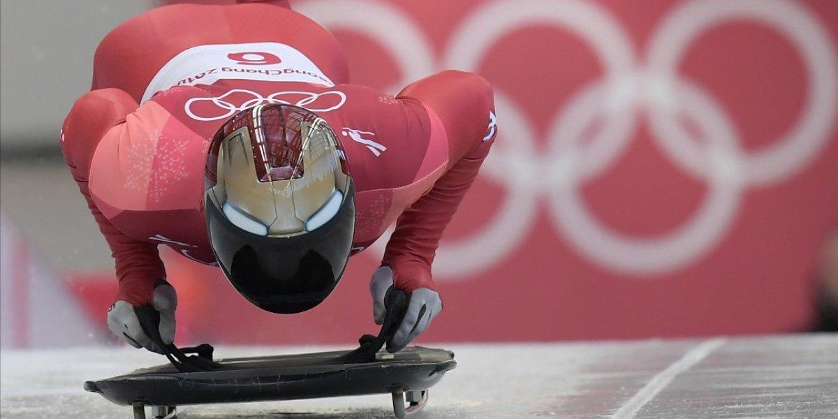 FOTOS. Sorprendentes cascos llaman la atención en Juegos Olímpicos de Invierno