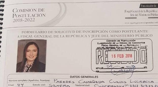 Claudia Paredes Casteña