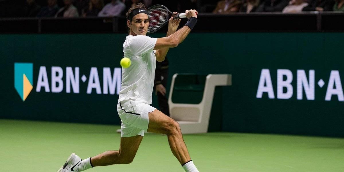 Federer desploma a Seppi y va a la Final en Rotterdam
