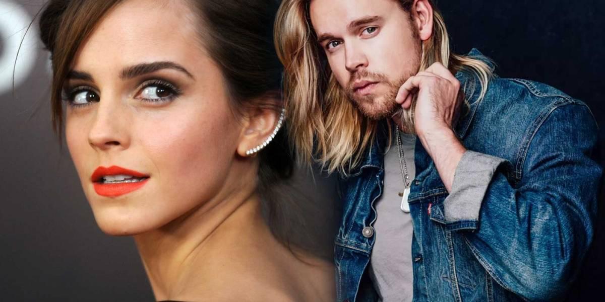 Emma Watson tiene nueva pareja y es un actor de Glee