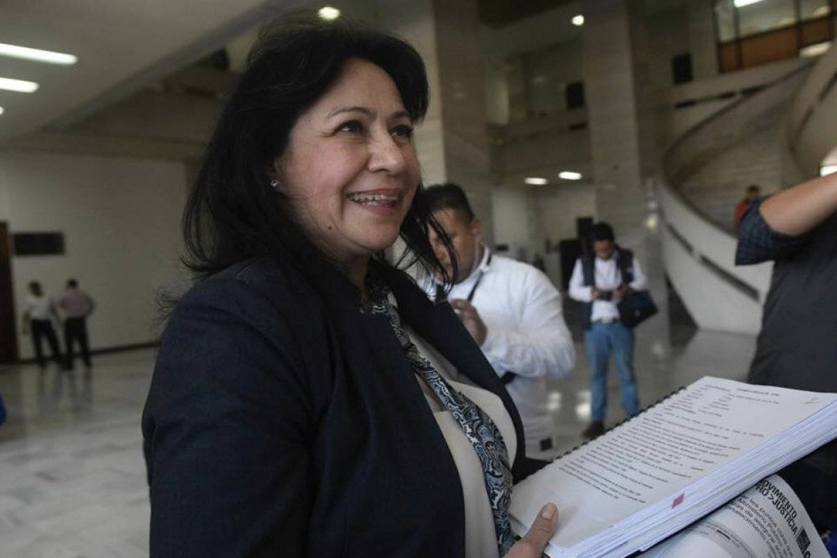 Emma Patricia Guillermo de Chea