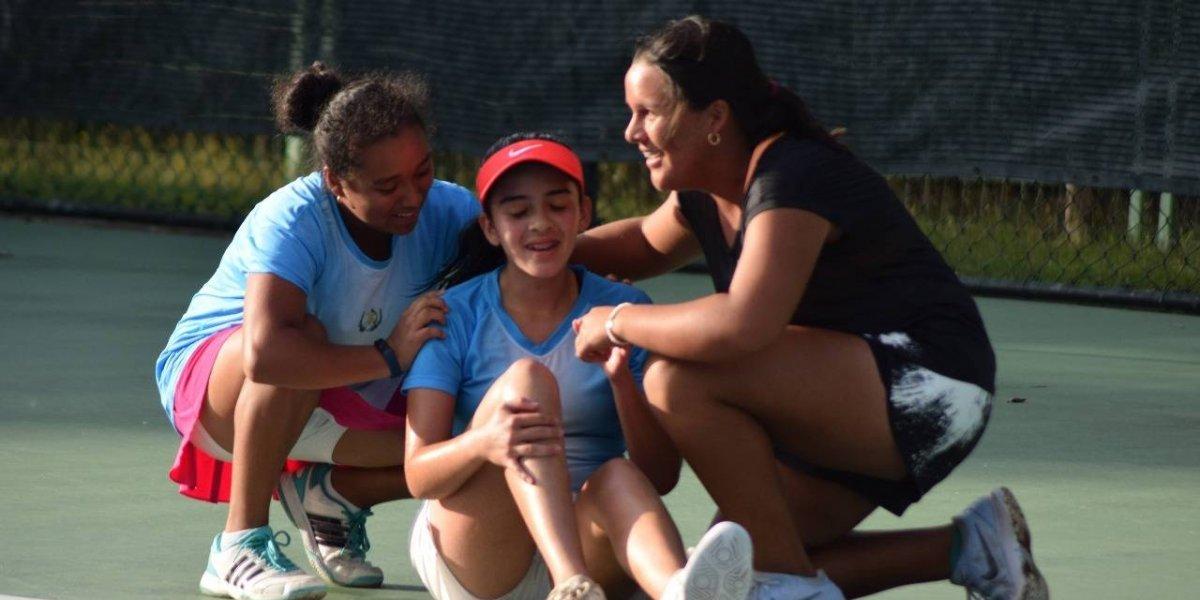 Guatemala y Puerto Rico jugarán la final de la Junior Fed Cup
