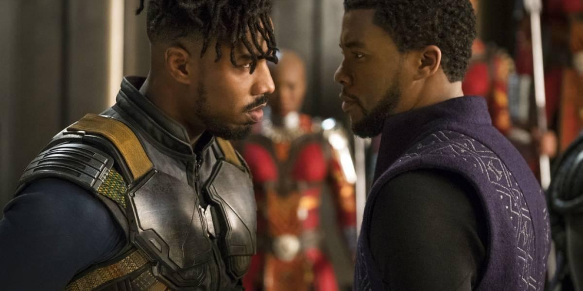 """""""Black Panther"""" suma 25 millones en sus primeros tres días de estreno"""