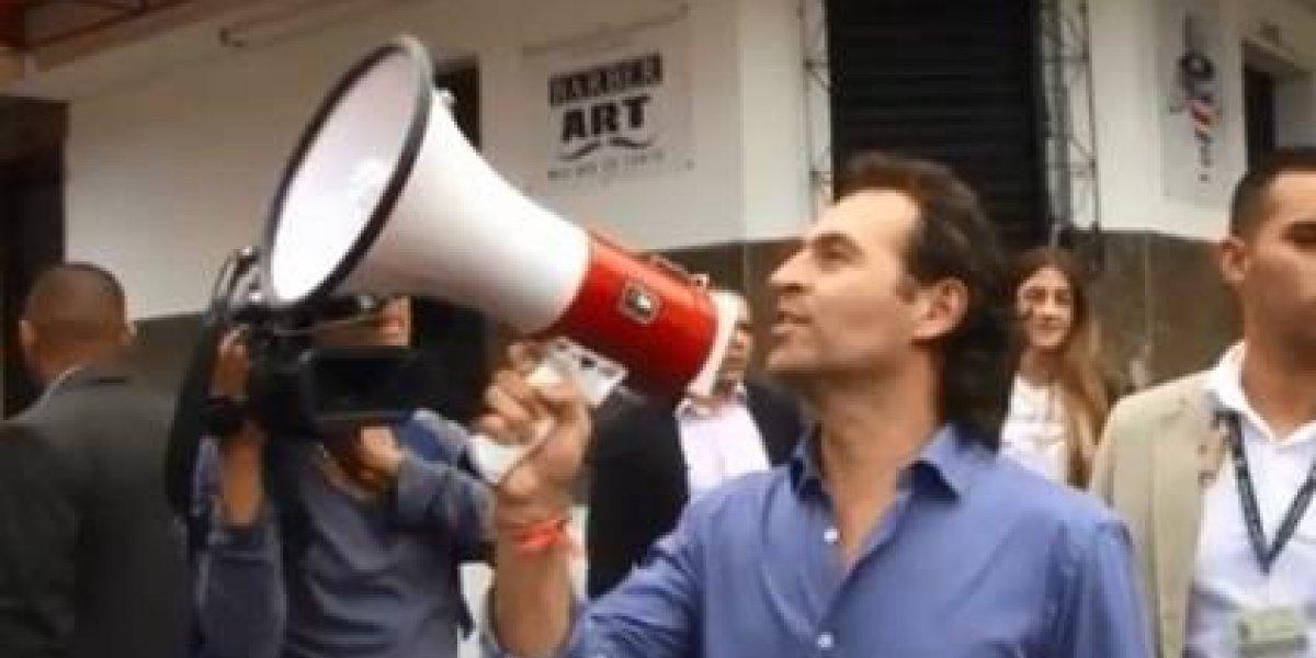 Se conoció quién estaría detrás de ejecutar un atentado contra el Alcalde de Medellín