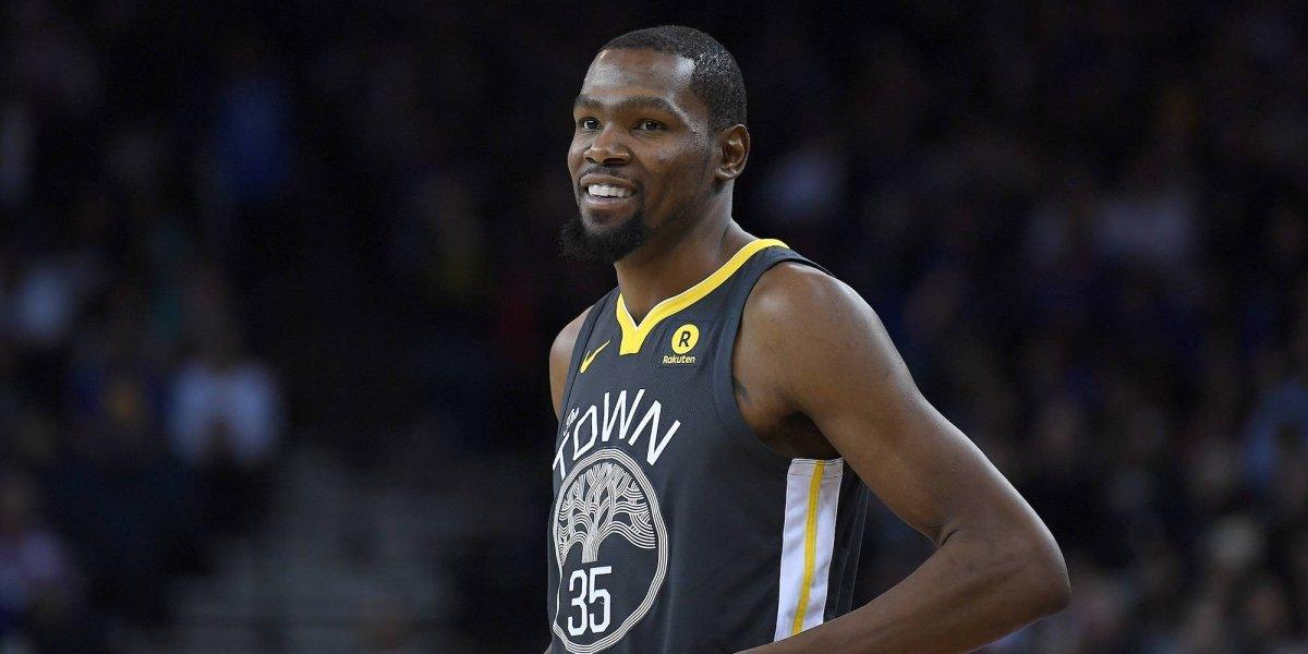 'Cuando me vaya, Embiid será la próxima estrella de la NBA': Durant