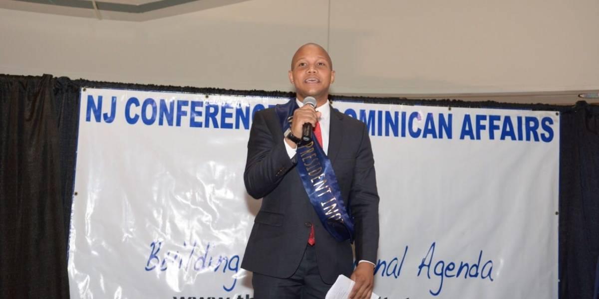 Juramentan en Estados Unidos quisqueyano como Presidente Concilio Nacional Dominico-Americano