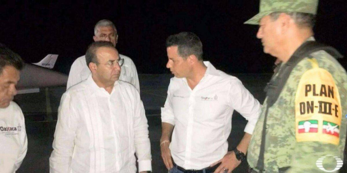 Alfonso Navarrete Prida está en valoración médica tras caída de helicóptero
