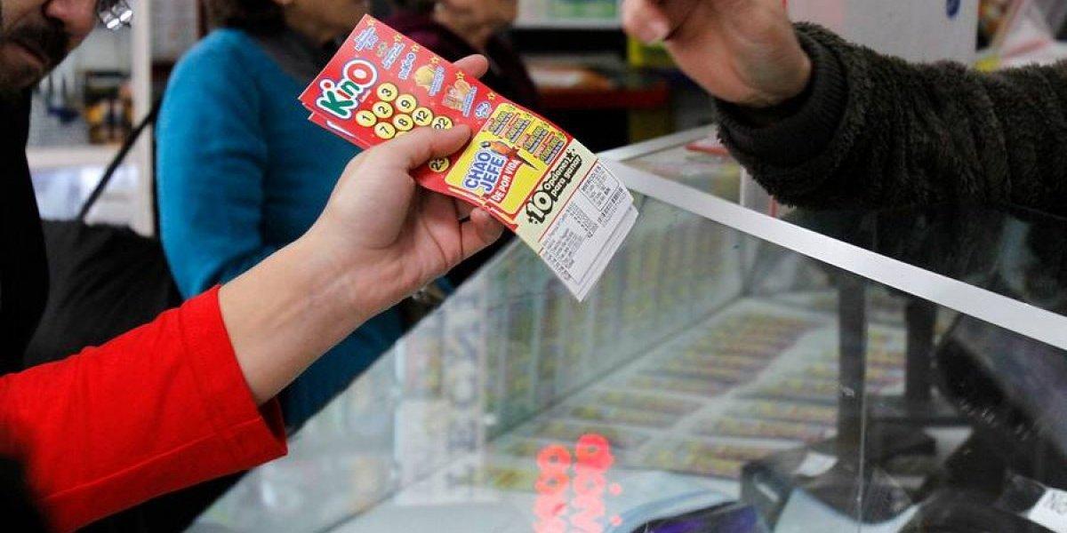 Más detalles del Kino robado en Iquique: señora que gestionaría el pago a legítimo ganador dice que la asaltaron y que le robaron el boleto
