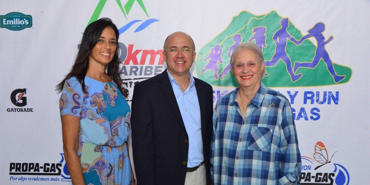 Medio Ambiente y Grupo Propagas anuncian primera edición de 100K del Caribe Non-Stop