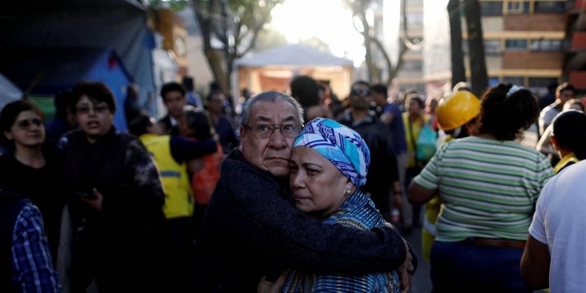 Forte terremoto volta a aterrorizar México; saldo é de dois mortos e apagão
