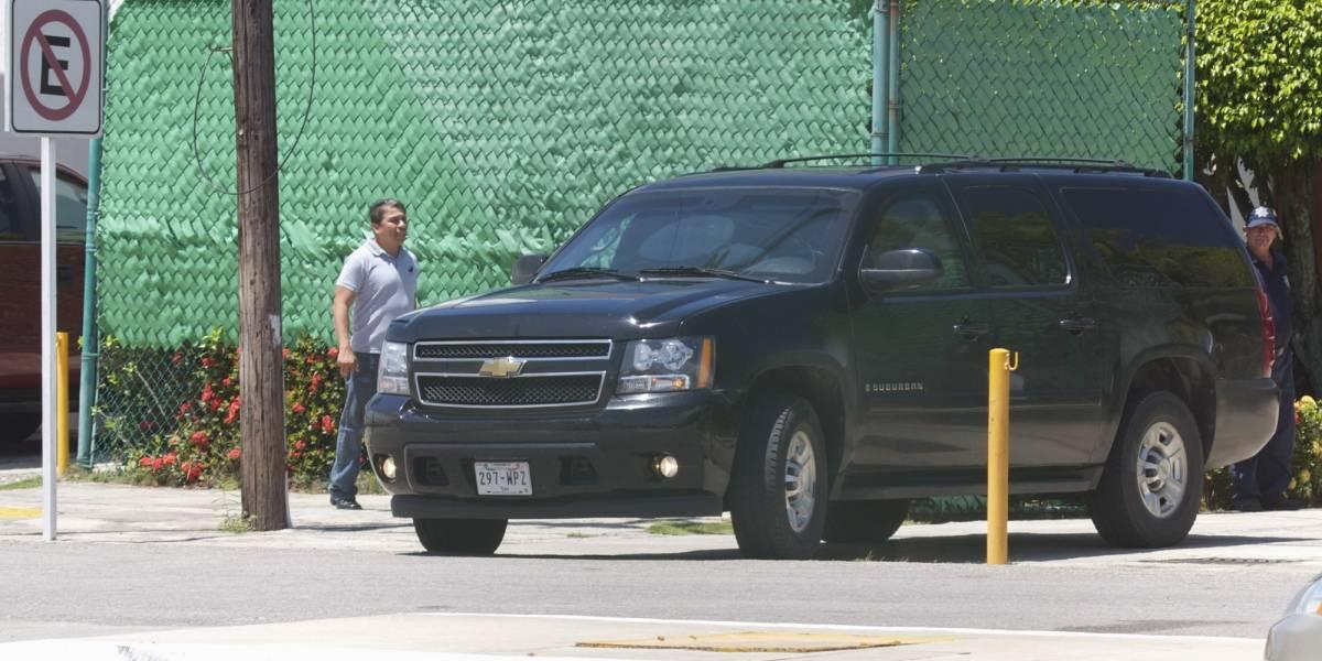 PGR reserva contratos millonarios sobre el blindaje de sus vehículos