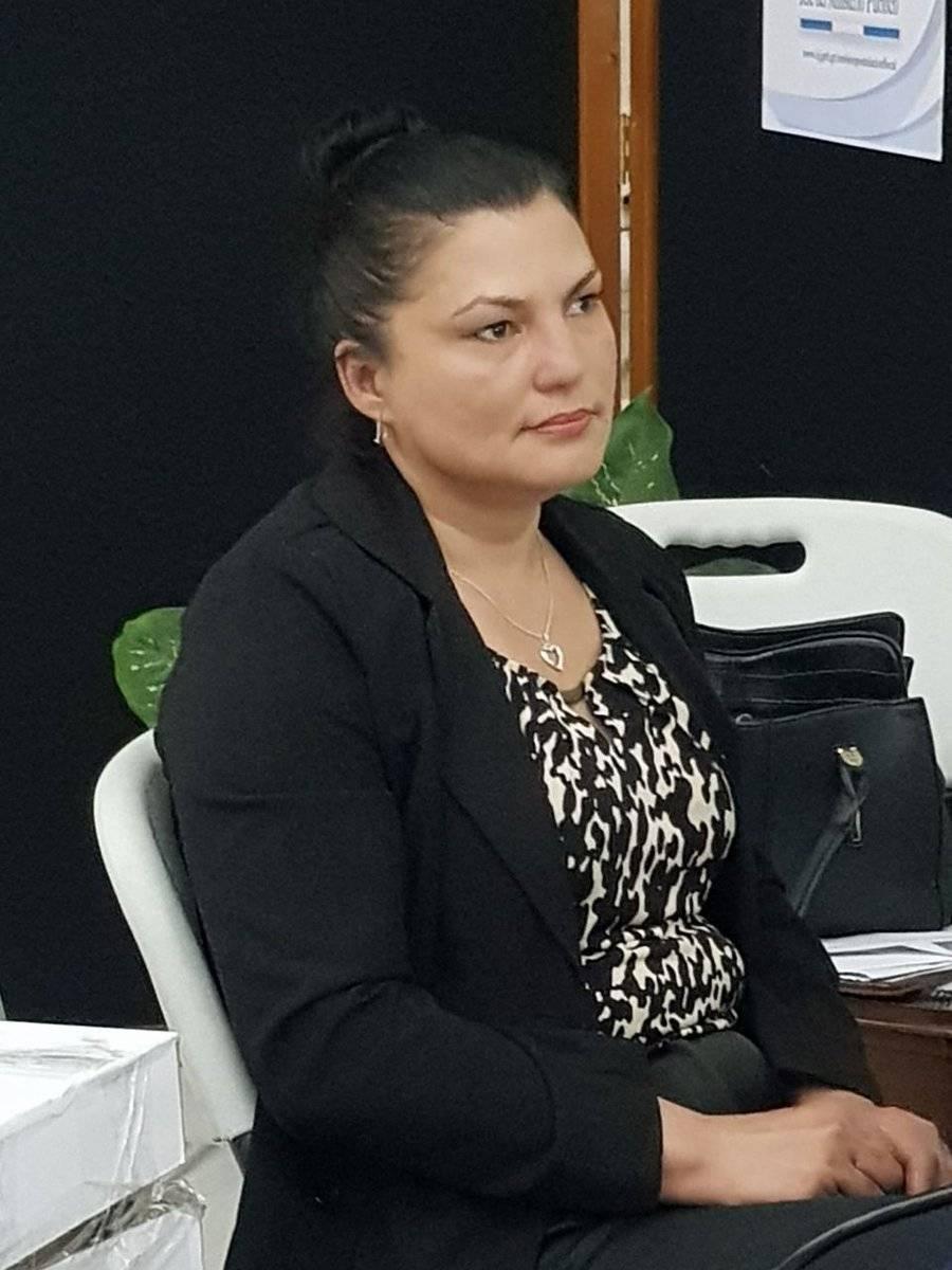 Patricia Elizabeth Gámez