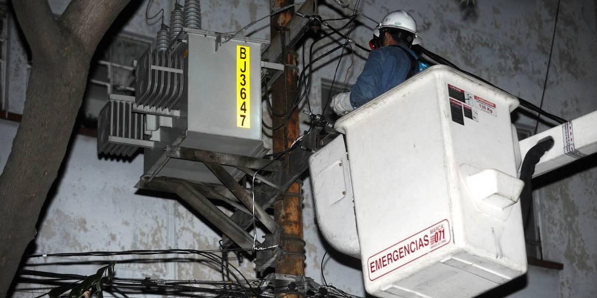 Restablecido 97% del servicio eléctrico tras sismo en Oaxaca: CFE