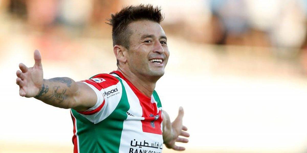 Dos golazos del Pájaro Gutiérrez le dan el triunfo a Palestino sobre Colo Colo