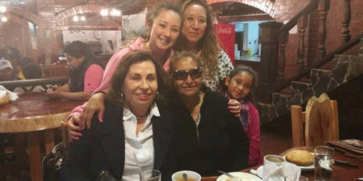 Tras reaparecer en redes sociales, Sandra Torres dedica un tuit a netcenters
