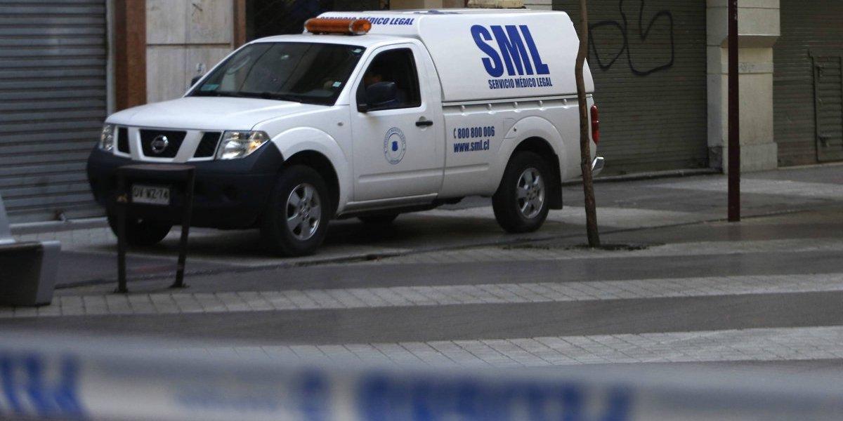 Mueren dos asaltantes baleados por comerciante que repelió robo en Pudahuel